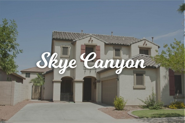 What It's Like Living in Skye Canyon, Las Vegas