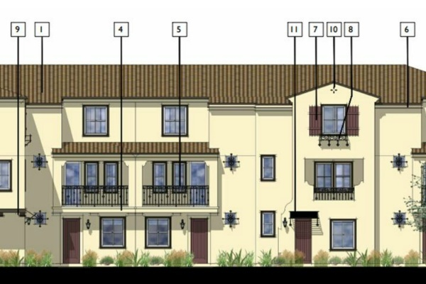 Title photo - Yorba Linda Approves 192-Unit Condominium Project