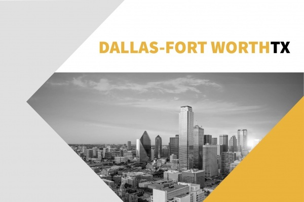 Title photo - Dallas-Fort Worth New Development Drilldown February 2019