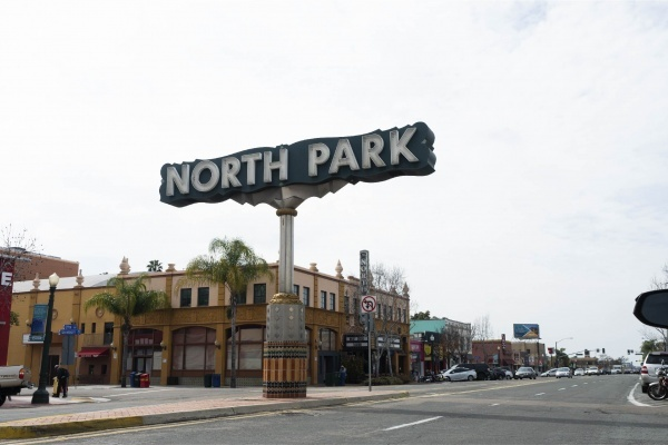 Title photo - Meet My Neighborhood: North Park, San Diego