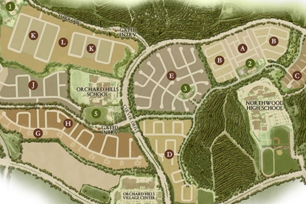 Title photo - Irvine Approves 734 New Homes in Orchard Hills Neighborhood