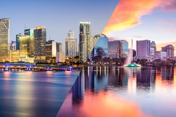 Orlando, Miami, Florida, Real Estate, neighborhoods