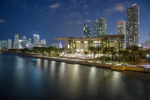Hurricane-Proof' Pérez Art Museum Miami Remains Intact After Irma