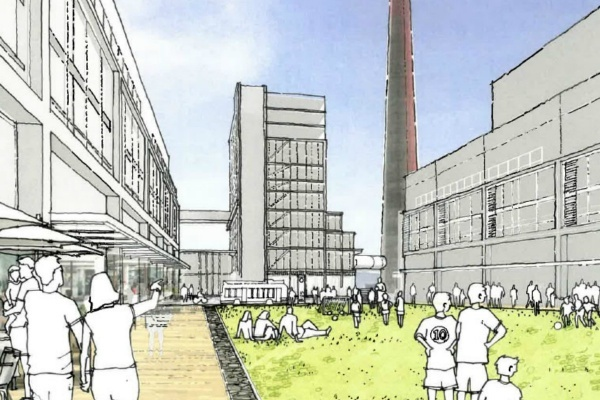 Potrero Power Plant Site Slotted for Housing, Hotel, Offices, and More