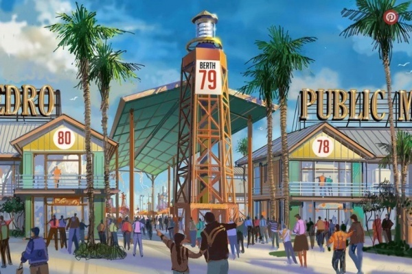San Pedro Public Market Project Receives Pushback From Evicted Shopkeepers