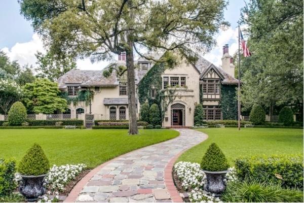 Businessman Sam Wyly's Majestic Highland Park Estate Asks $12.5M