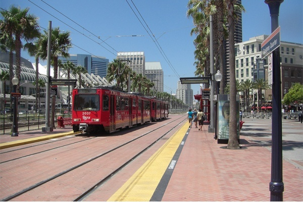 San Diego's Most Public Transit Friendly Neighborhoods