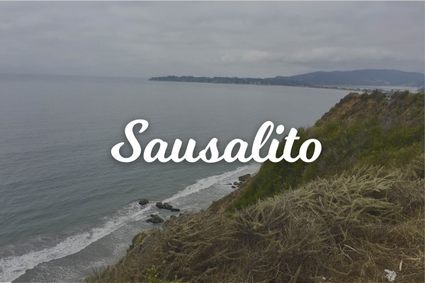 What It's Like Living in Sausalito, California