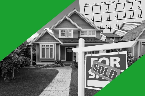 How long after buying a house can you sell it?