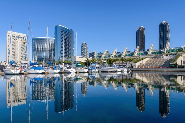 San Diego, Regions, California