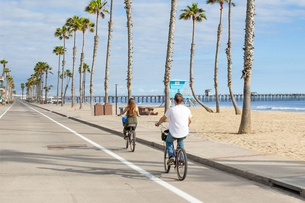 San Diego, California, Bicycling, Neighborhoods, Bike Friendly