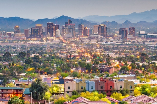 Phoenix, Arizona, Historic, neighborhoods