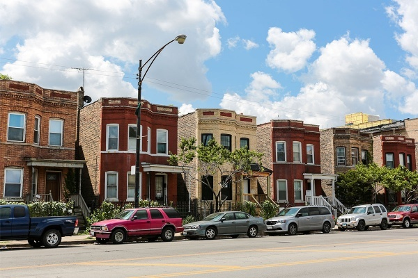 Chicago, Renovation, Common homes, Two-Flats, bungalows, Courtyard