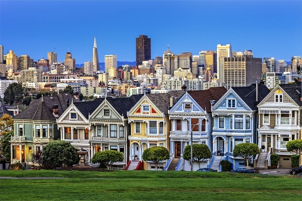 San Francisco, California, Neighborhoods, Guide