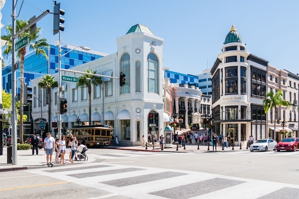 Los Angeles, Beverly Hills, Most Expensive, Neighborhood