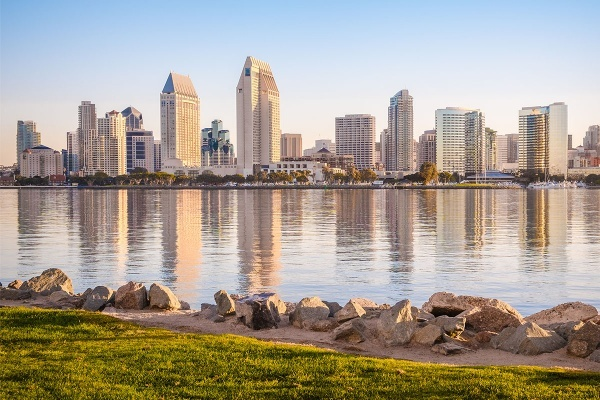 San Diego, California, Explore from home