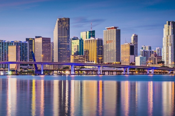 Miami, Florida, Neighborhoods, TV Shows, Movies