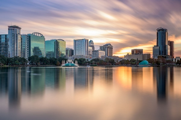 Orlando, Florida, Explore from Home, Stay at home
