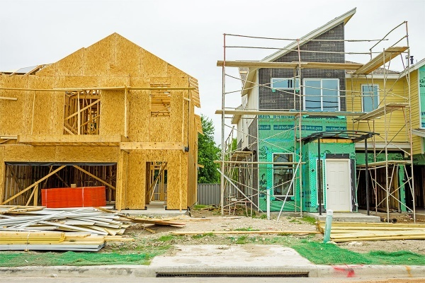 Austin, Texas, Building, construction, new home
