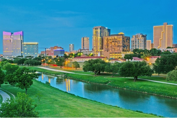 Fort Worth, texas, Neighborhoods, Guide