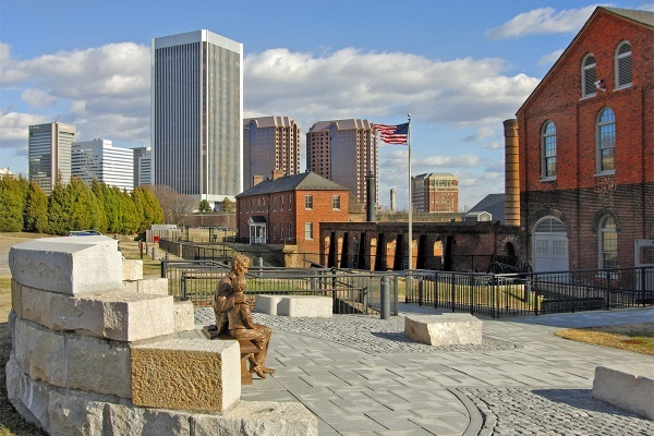 Richmond, Virginia, Living, Historic