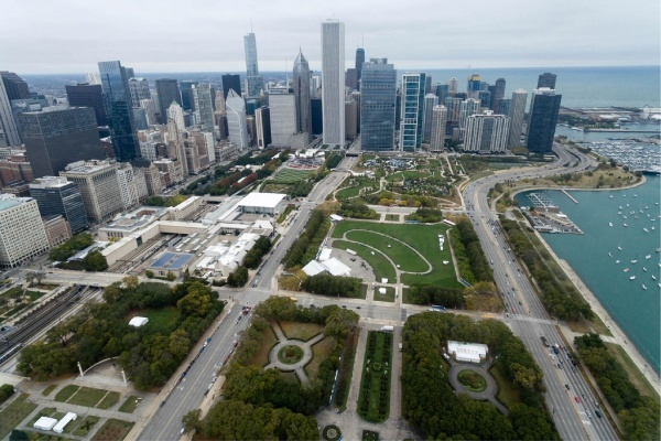 Title photo - New Pocket Neighborhood Planned for the South Loop