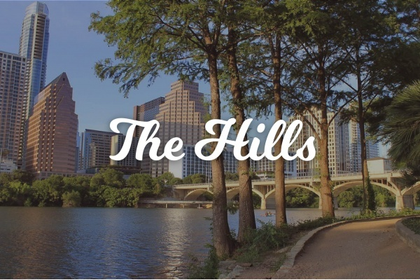 What It's Like Living in The Hills, Austin, Texas