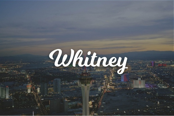 What It's Like Living in Whitney, Las Vegas