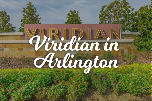 What It's Like Living in Viridian in Arlington, Texas