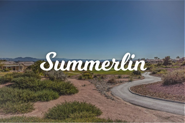 What It's Like Living in Summerlin, Las Vegas