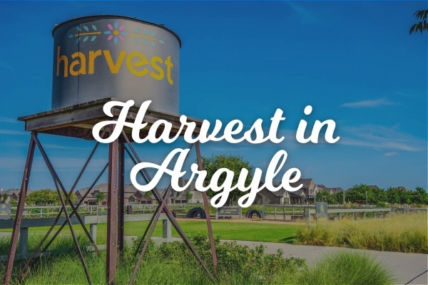 Community Spotlight: Harvest, Argyle, TX