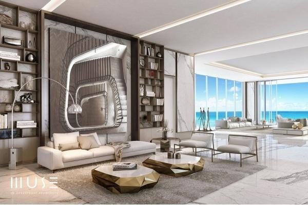 Guru Deepak Chopra Is Designing Condos in Miami