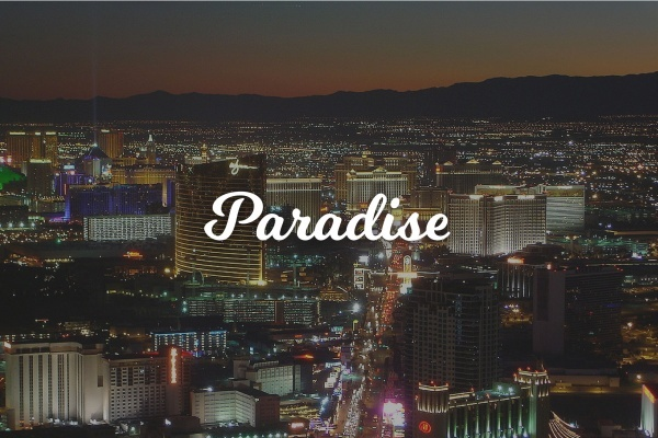 What It's Like Living in Paradise, Las Vegas