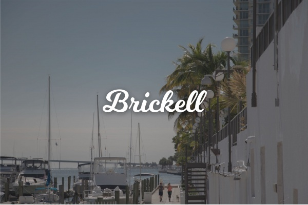 What It's Like Living in Brickell, Miami