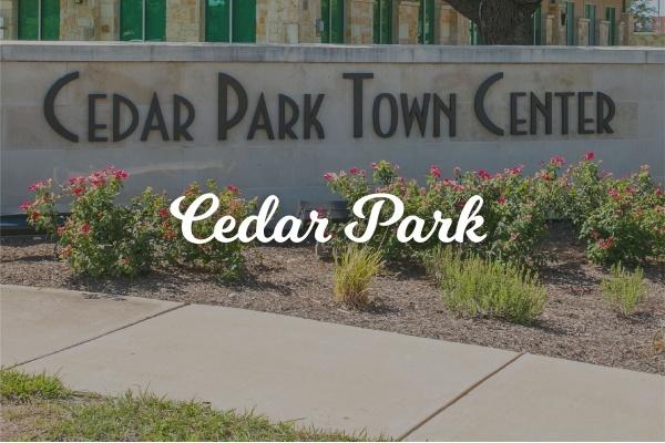 Suburban Spotlight: Cedar Park