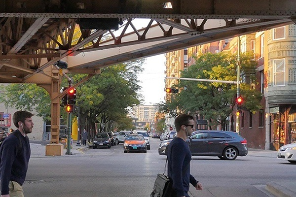 Most Walkable Neighborhoods in Chicago
