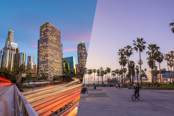 Title photo - Eastside vs. Westside LA: Where to Live