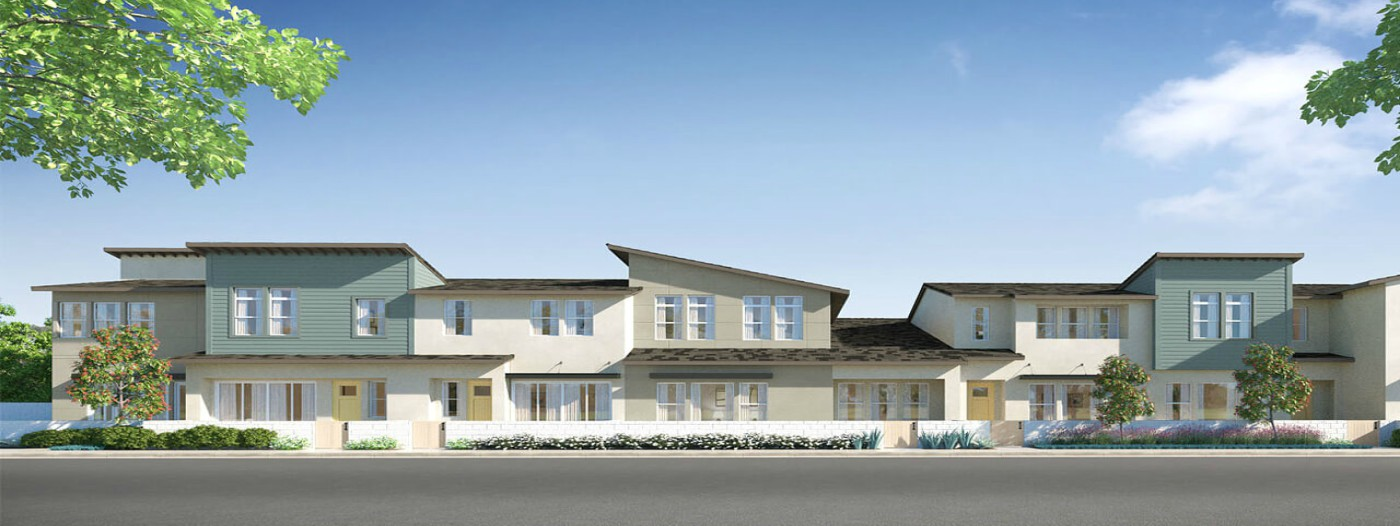 Title photo - New Home Company's $350K Townhomes Coming to Rancho Mission Viejo