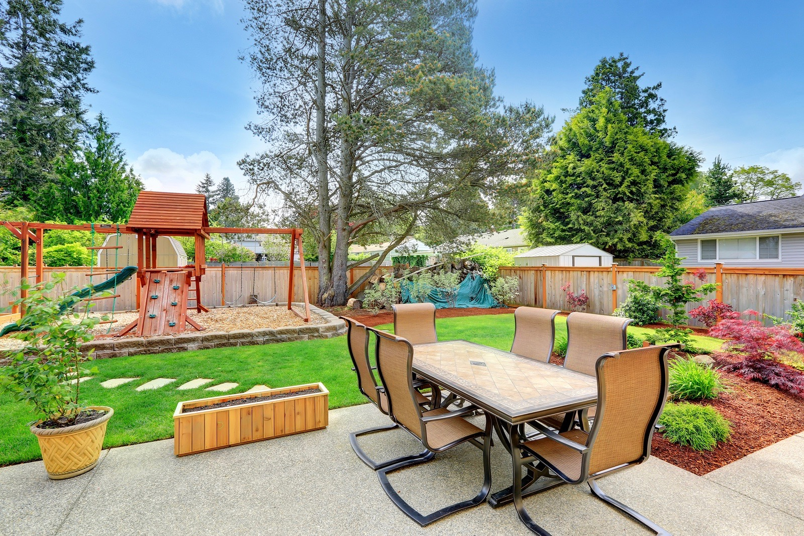 Backyard Playgrounds: To Build or Not to Build ...