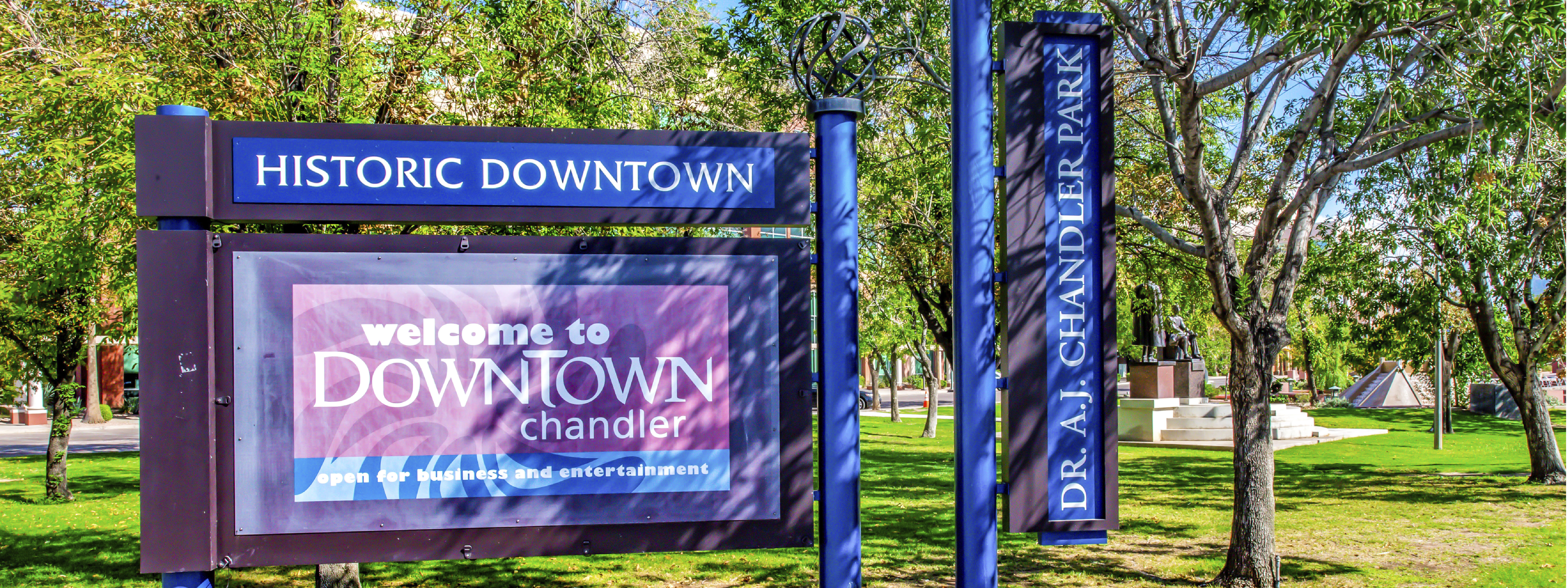Title photo - Meet My Neighborhood: Downtown Chandler