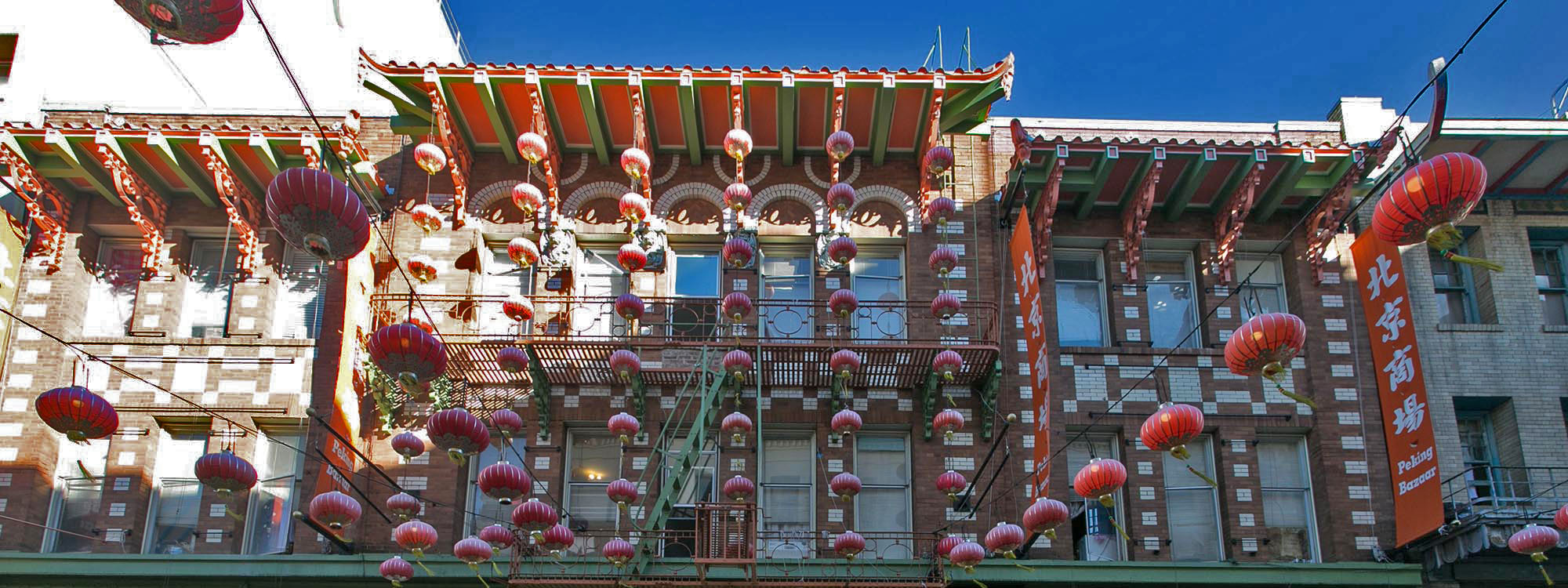 Chinatown, San Francisco, california, neighborhood