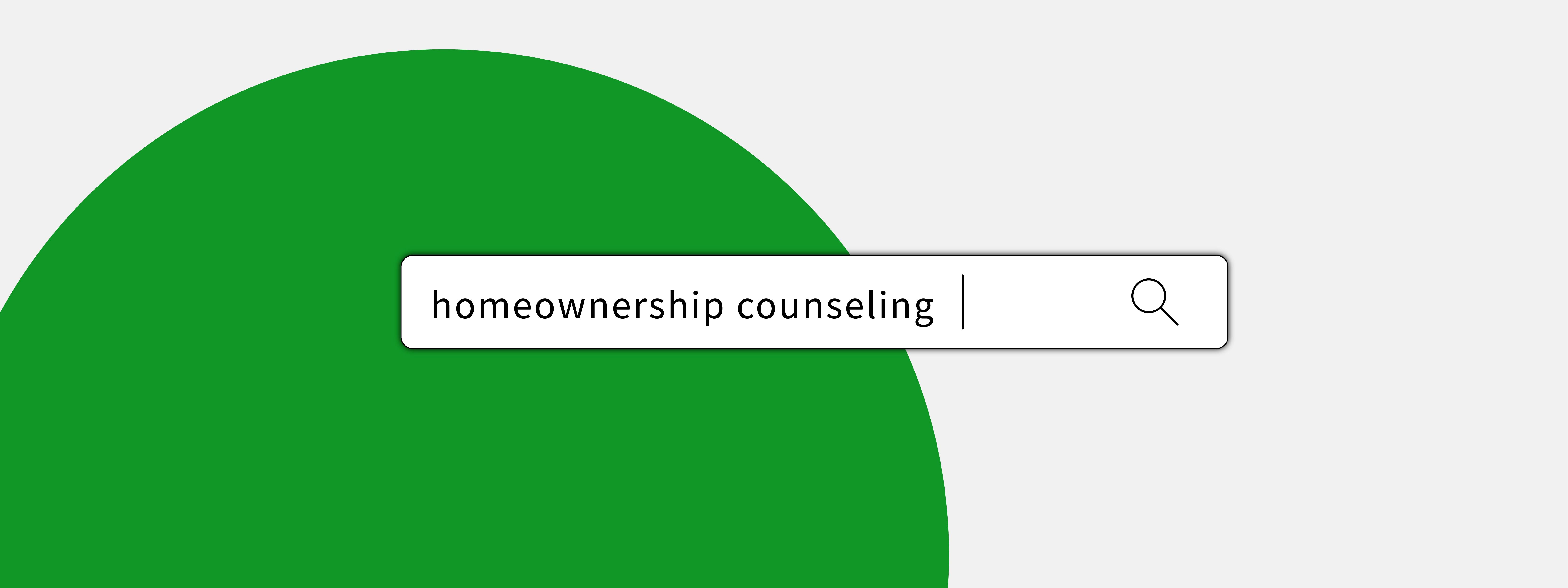 Title photo - What is homeownership counseling?