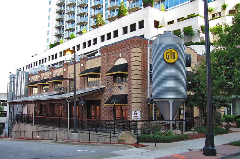 Gordon Biersch Brewery