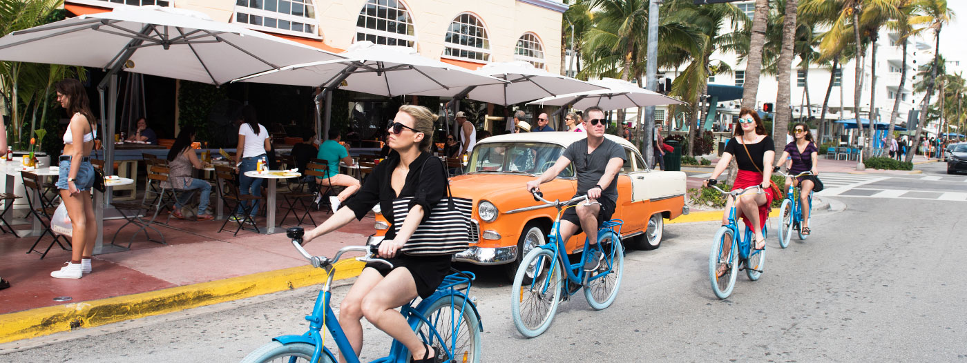 Best Miami Neighborhoods for Bicycling