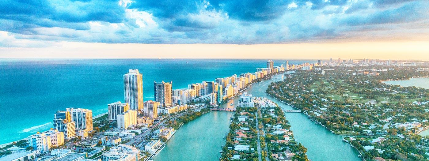 Urban vs. Suburban: Miami, FL