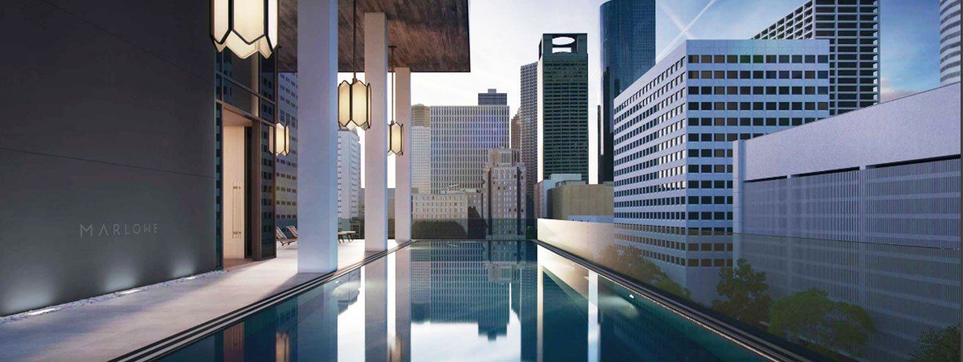 The Marlowe Brings Luxury Living, More Housing Options to Downtown Houston