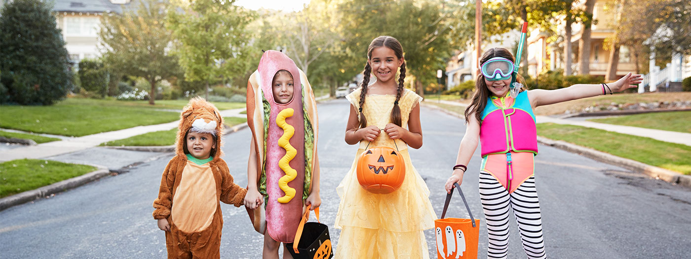 The 4 Best Austin Neighborhoods for Trick-or-Treating