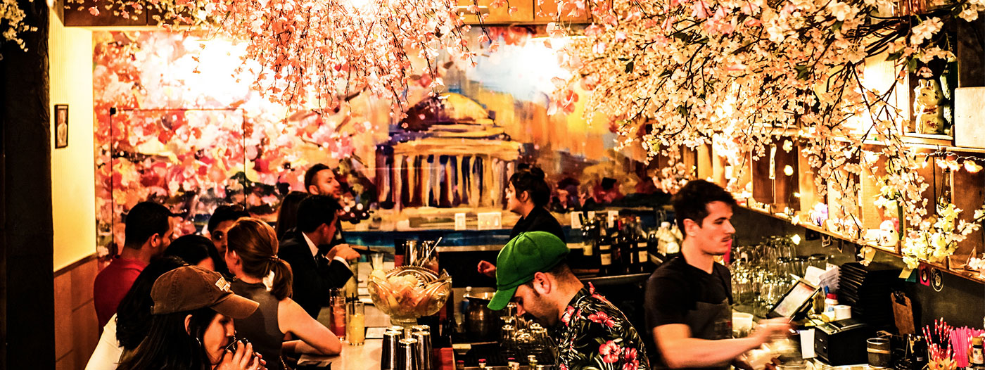 How Pop-Up Bars Are Bringing Nostalgia and Fleeting Fun to Neighborhoods