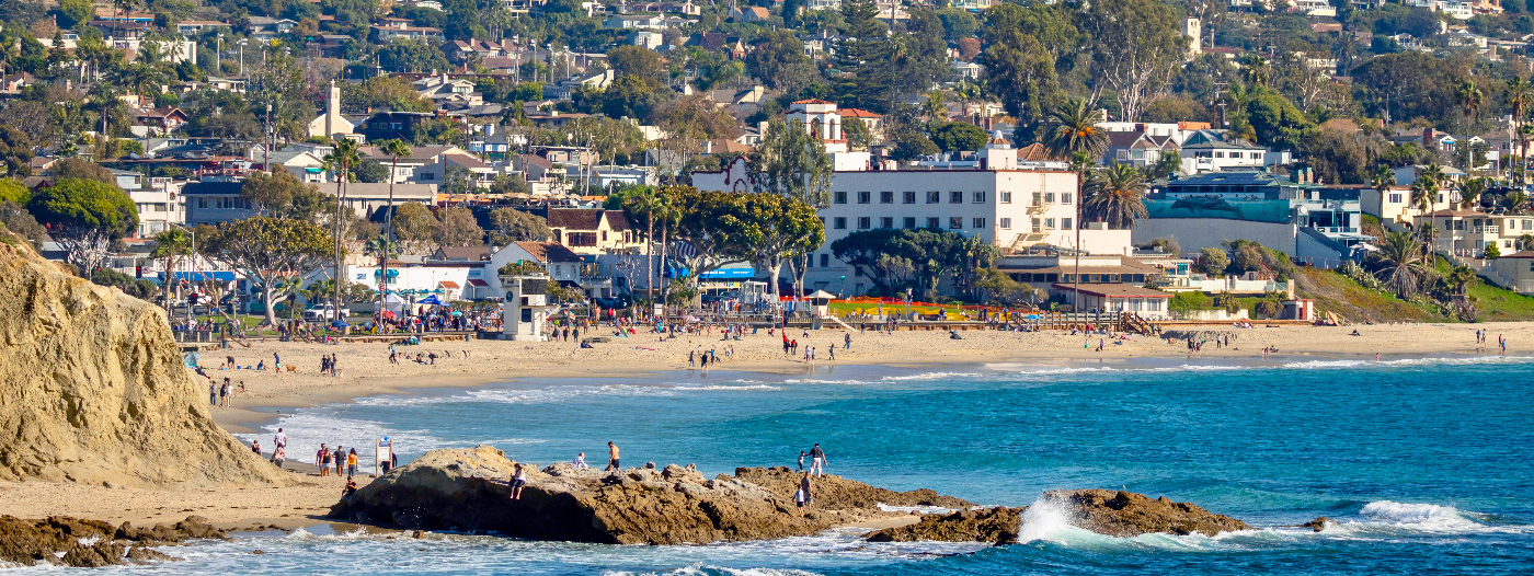 5 Luxurious Neighborhoods in Laguna Beach