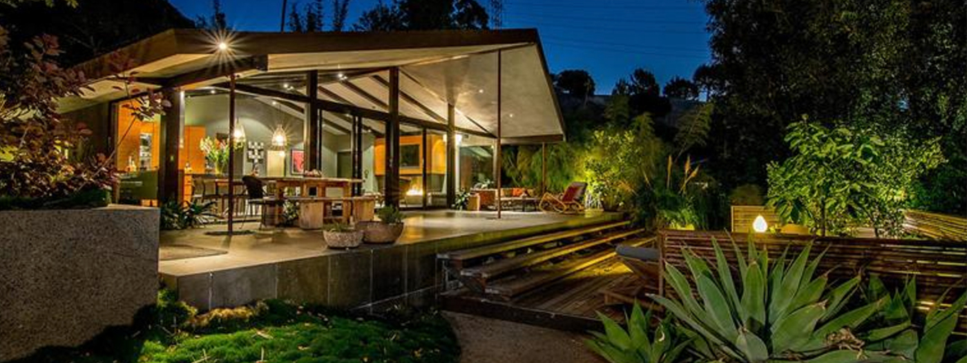 Chrissy Teigen and John Legend's Former Hollywood House Lists for $2.5M